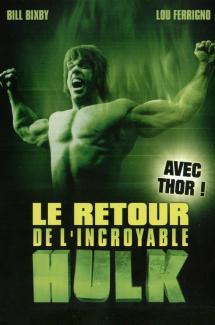 Le Retour de l'incroyable Hulk