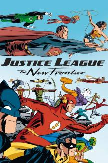 Justice League : The New Frontier