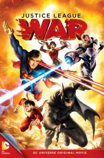 Justice League: Guerre
