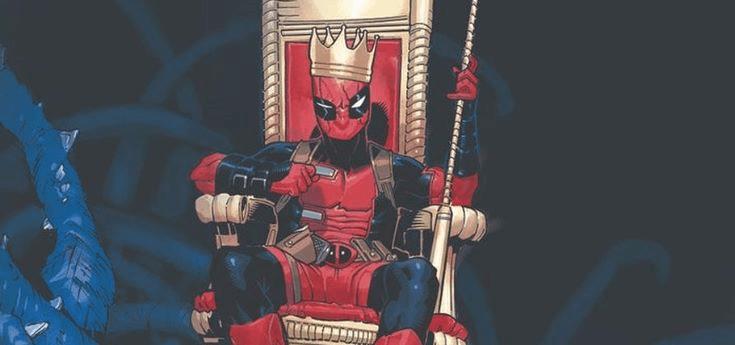 Deadpool relaunché par Kelly Thompson et Chris Bachalo