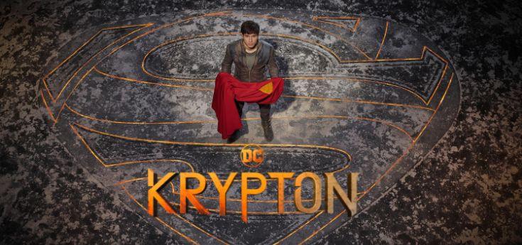 Krypton annulée après 2 saisons