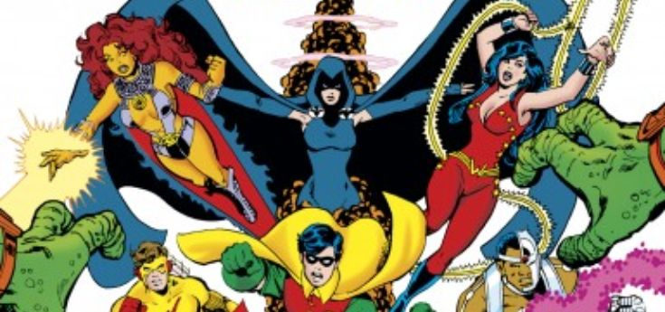 [Review VF] New Teen Titans Tome 1