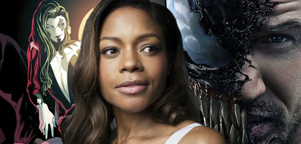 Une actrice de Moonlight dans Venom 2 en tant que Shriek