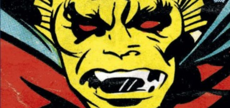 [Review VF] Le démon, par Jack Kirby