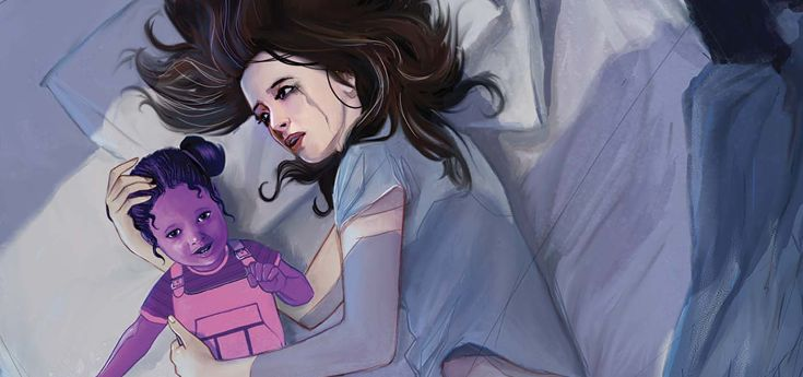 [Review VF] Jessica Jones : L'enfant Pourpre