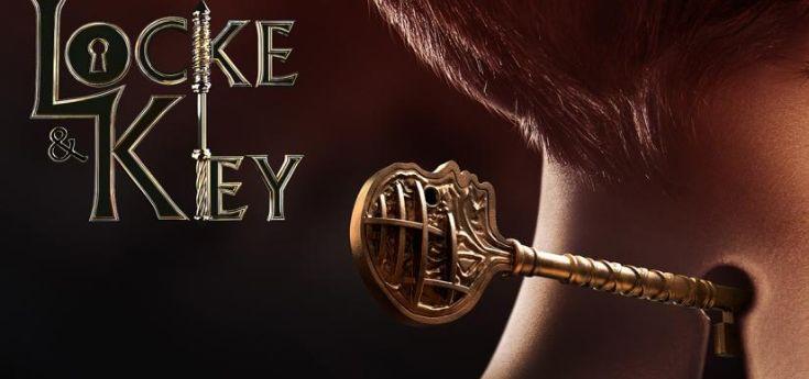 Encore des affiches la série Locke & Key