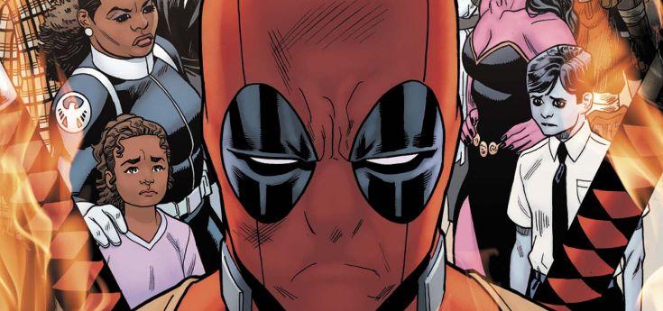 [Review VF] Détestable Deadpool Tome 3