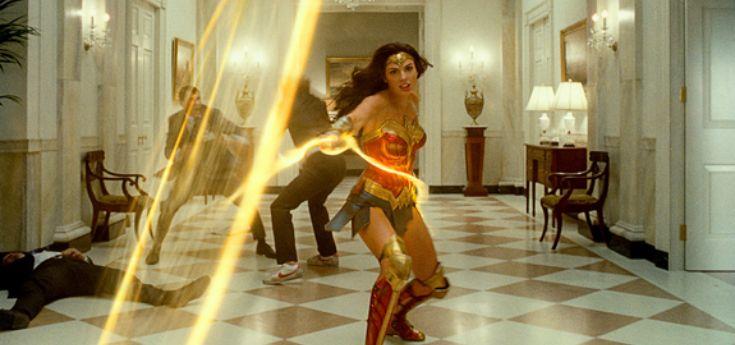 Wonder Woman 1984 sortira en retard