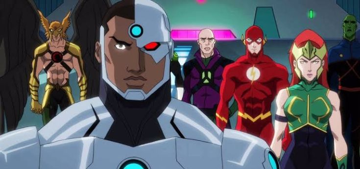 Apokolips War signe la fin de l'univers animé de DC