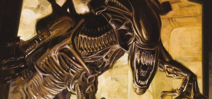 [Review VF] Prometheus Life and Death Tome 3 - Aliens