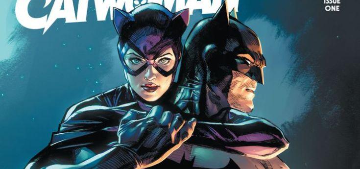 [Preview VO] Batman/Catwoman #1