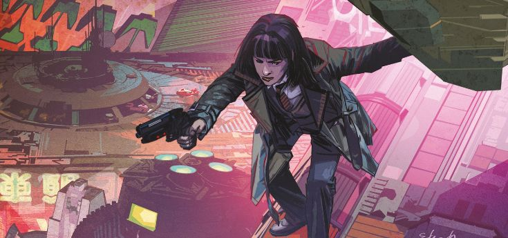 [Review VF] Blade Runner Tome 3 - Home Again