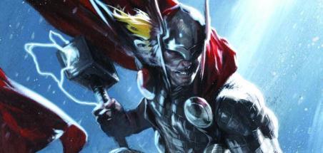 Commencer les comics Thor