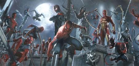 Commencer les comics Spider-Man
