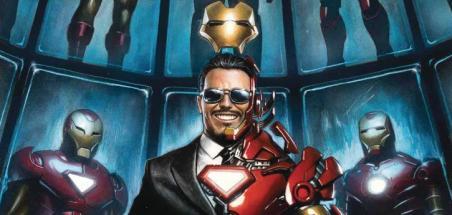 Commencer les comics : Iron Man