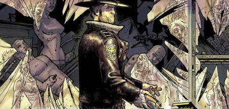 Tony Moore commente la fin de Walking Dead