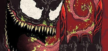 Une cover rock pour Absolute Carnage par Donny Cates