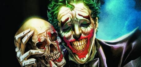 Un comics Joker par John Carpenter