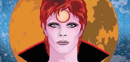 Mike Allred s'attaque à la légende de David Bowie