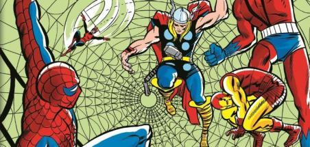 [Review VF] Décennies : Marvel dans les années 60