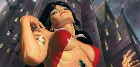 [Preview VO] Vampirella #1