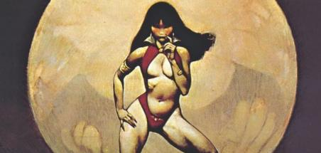 [Preview VO] Vampirella #1 1969 Replica Edition