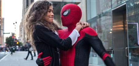 Spider-Man: Far From Home s'approche des 850 millions de dollars