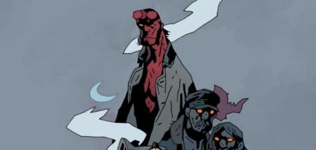 Un one-shot Hellboy pour Halloween