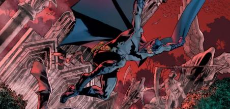 Warren Ellis et Bryan Hitch sur Batman