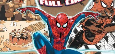 Une équipe de rêve pour une mini-série Spider-Man