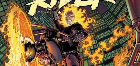 Une nouvelle série Ghost Rider