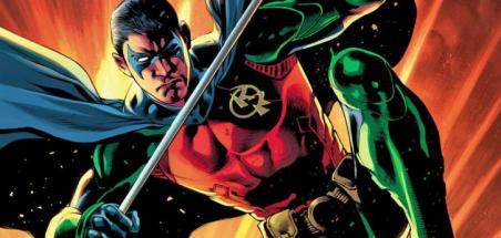 Bendis repousse la nouvelle identité de Tim Drake à Young Justice #8