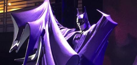 [SDCC] Un Batman Black & White par Todd McFarlane