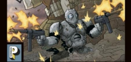 [Review VF] Atomic Robo Tome 2