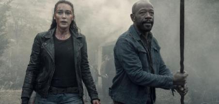 Fear the Walking Dead renouvelée pour une saison 6