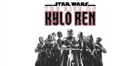 [SDCC] Un comics sur le passé de Kylo Ren
