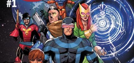 [SDCC] 6 nouvelles séries X-Men annoncées