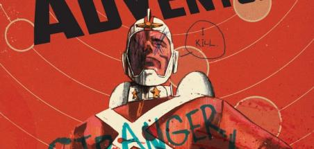 Tom King et Mitch Gerads sur Adam Strange