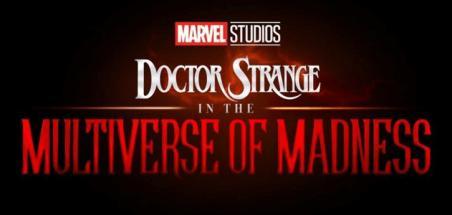 Dr Strange et Wanda dans la folie du multivers