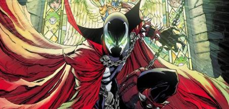 J. Scott Campbell signe un cover pour Spawn #300