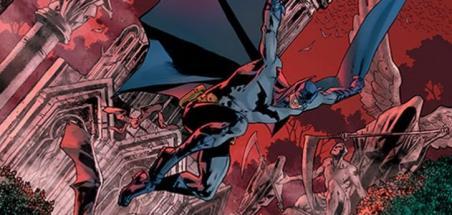 Premières informations pour The Batman's Grave #1