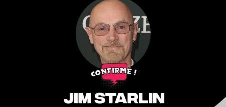 Jim Starlin invité de la Comic Con Paris !