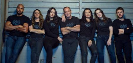 Fin de tournage pour Agents of S.H.I.E.L.D.