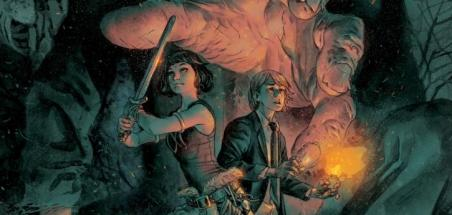 Matt Kindt et Matt Smith lancent Folklords