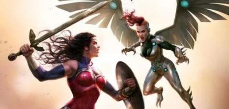 Un trailer pour Wonder Woman: Bloodlines