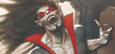 Marvel lance une nouvelle série Morbius