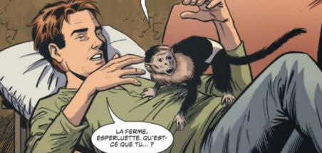 PETA tacle la série Y, le dernier homme concernant l'utilisation d'un véritable singe