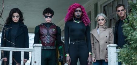 Titans : Premières images de l'épisode 2x01