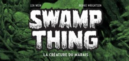 [Review VF] Swamp Thing, la créature des marais