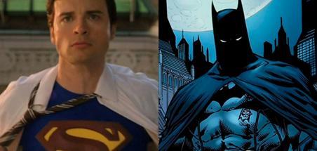 Tom Welling aurait voulu un Bruce Wayne dans Smallville